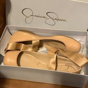 Jessica Simpson JS-MANDALAYE ballerina flats